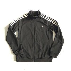 Ladies Adidas Tiro Track Jacket Black & White
